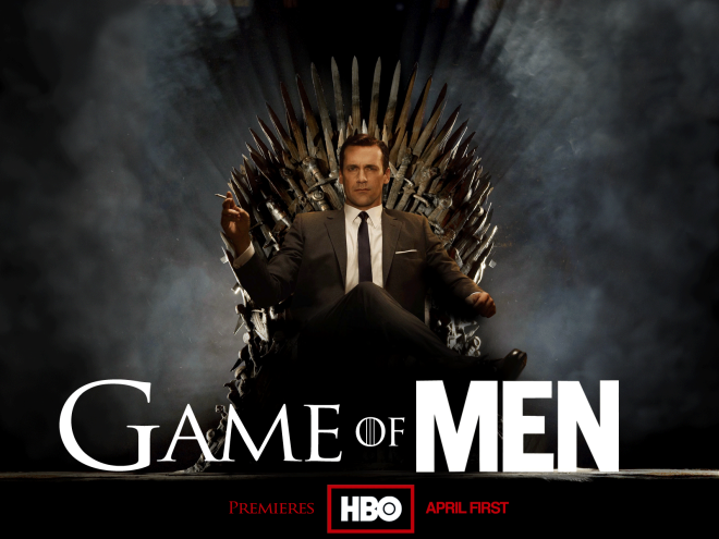 GAME OF MEN